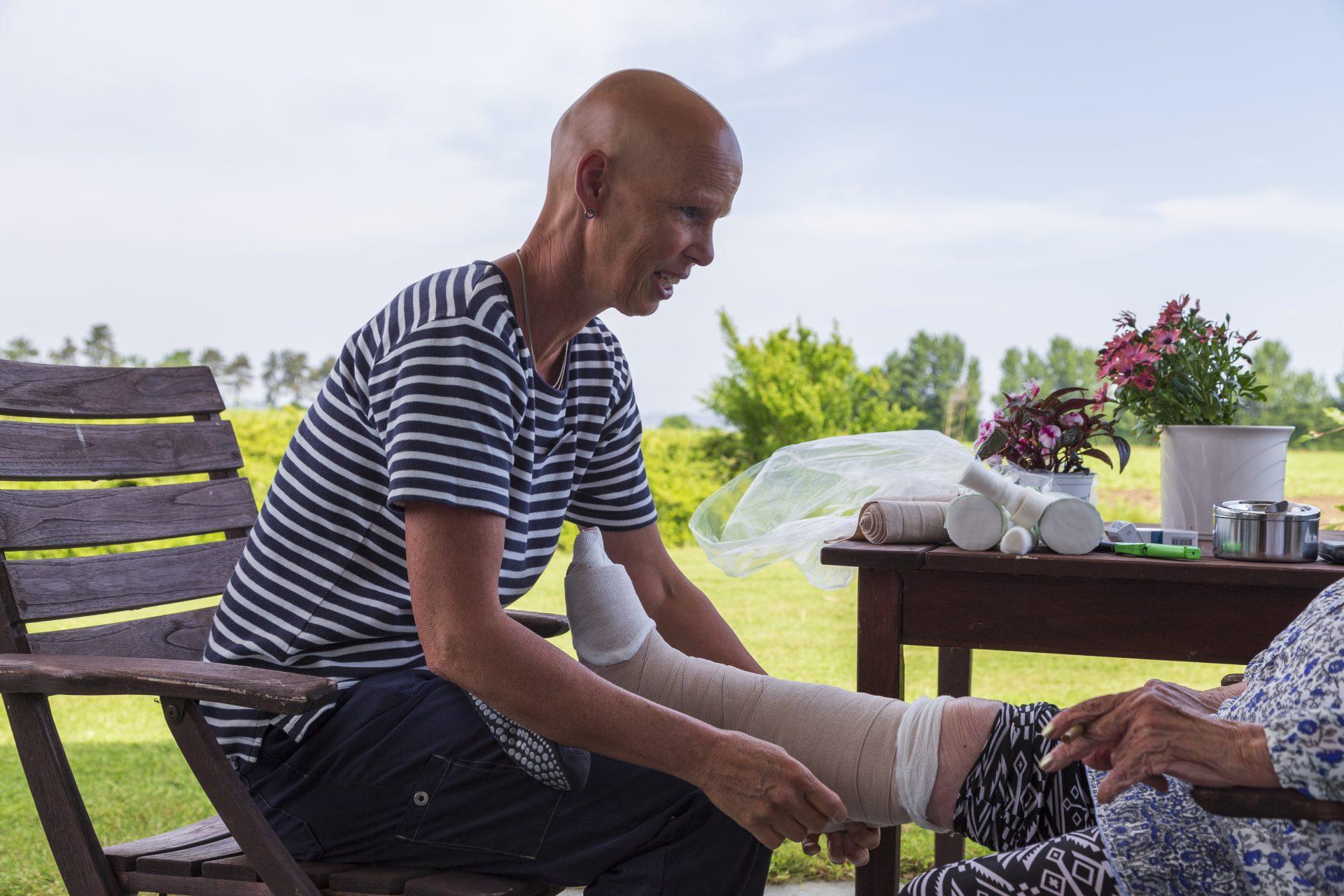Hvad er et hospice? sygepleje