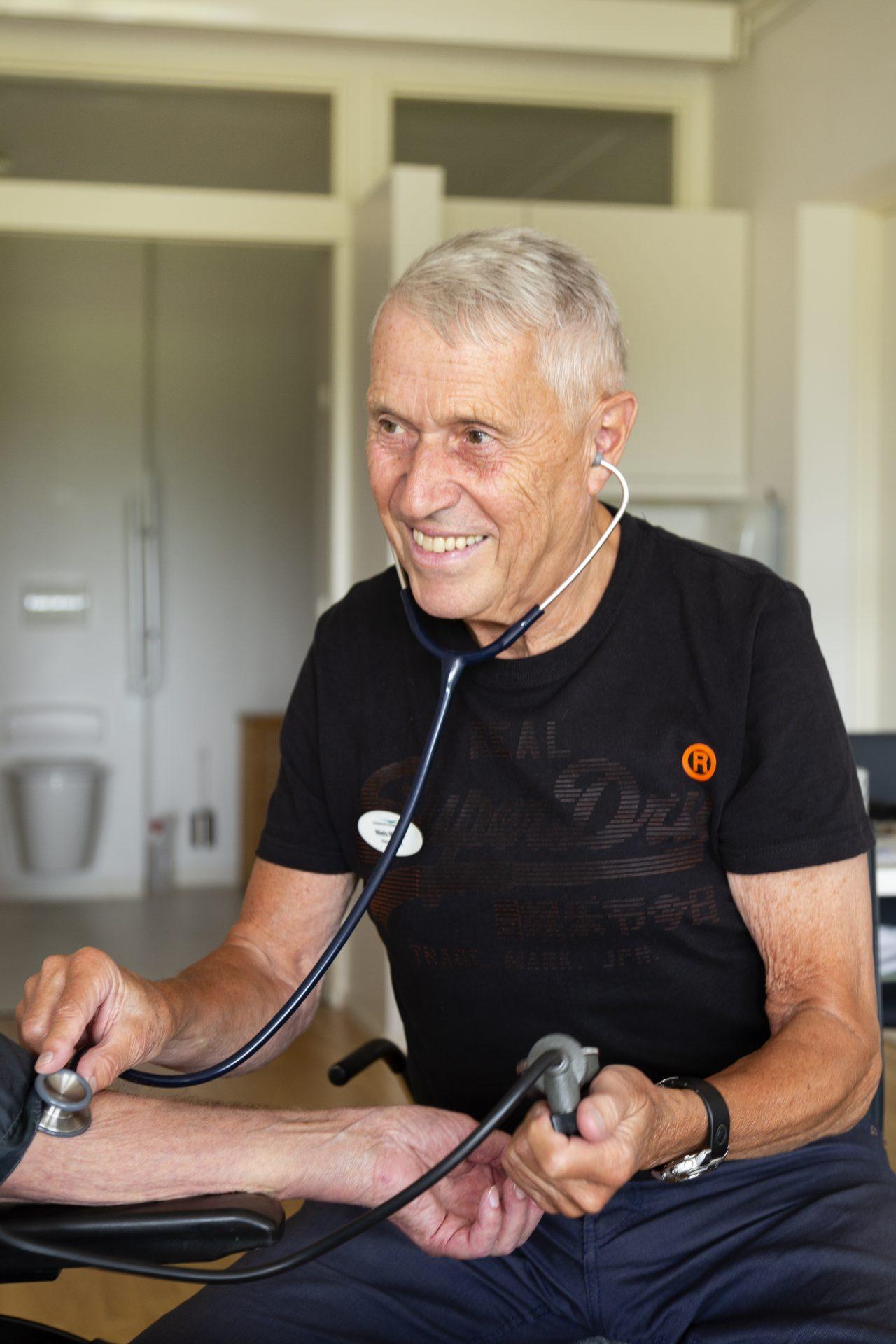 Hvad er et hospice? lægeundersøgelse